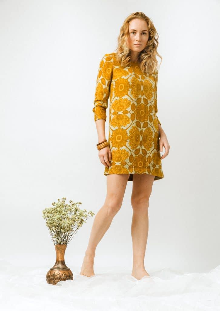 majoranka fashion boho vintage dress